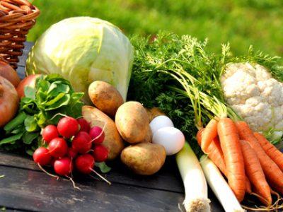 効果バツグン!皮ごと食べて、健康になる野菜ベスト10