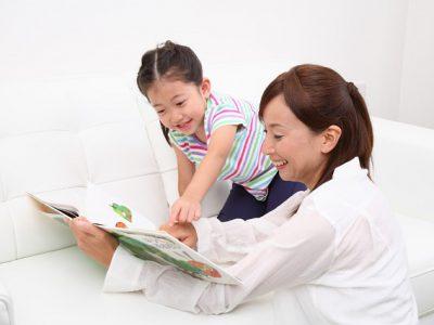 絵本の読み聞かせが、子供の学びにいい5つの理由