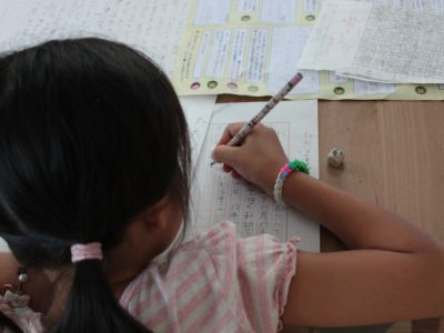 小学生低学年の読書感想文の書き方のコツ。構成やタイトルはどうする?