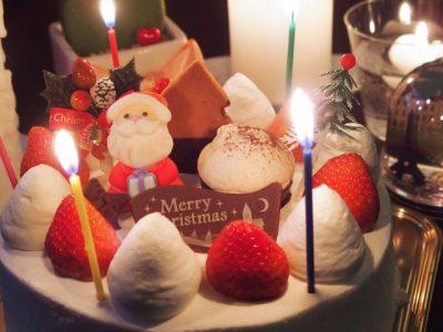 イチゴのクリスマスケーキを食べるのは日本だけ?!イチゴから勉強につなげるお話