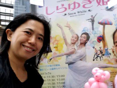 新国立劇場こどものためのバレエ劇場「しらゆき姫」の感想