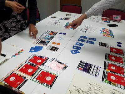 2030SDGsカードゲーム体験会に、親子で参加してきました!