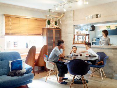 家族みんなが嬉しい家にするには、それぞれ大好きな空間を作る