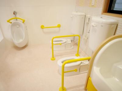 トイレから考える子どもの成育環境、逆転の発想