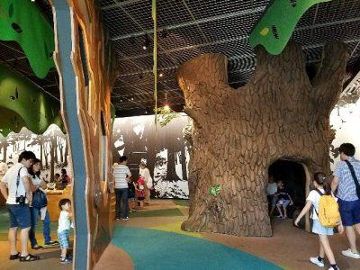 ワクワク動物園には、動物の生態系を、楽しく学べる体験施設があるといい!