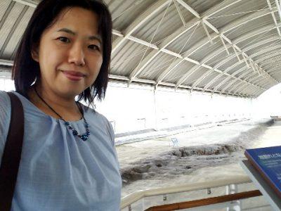 淡路島の震災記念公園、震災を起こした野島断層がそのまま見られる自然の驚異