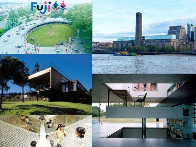 私の好きな建築たち。その好きな理由をあげてみました。